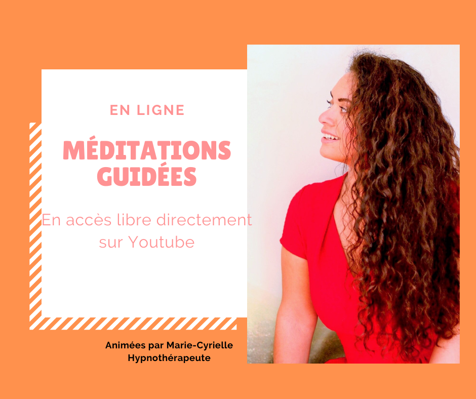 Meditations guidées youtube